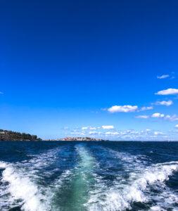 båttur, rundtur, Källö-Knippla, Öckerö, västkusten