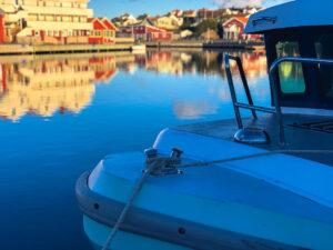 Sarita, hamn, Källö Knippla båtcharter, Öckero, vastkusten, konferens
