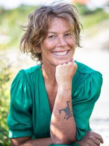 Malin Lundskog, Knippla, föreläsare, författare, moderator, västkusten